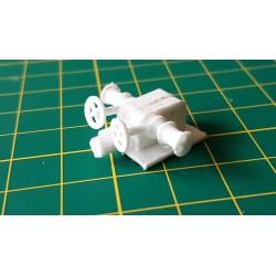 3D treuil cabestan