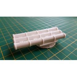 3D affut lance torpille